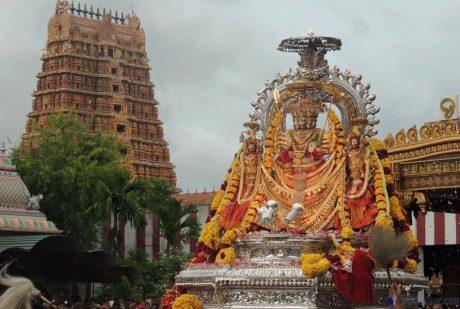 யாழ். நல்லூர் கந்தசுவாமி ஆலய வருடாந்த மஹோற்சவம் சுகாதார நடைமுறைகளுக்கு அமைய எதிர்வரும் 25 ஆம் திகதி கொடியேற்றத்துடன் ஆரம்பம்