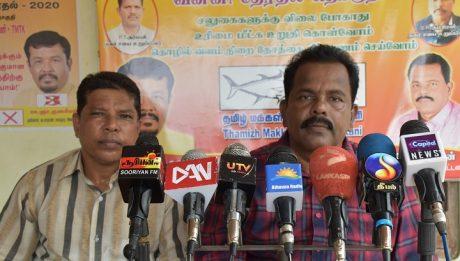 வடக்கு-கிழக்கில் 'தமிழ் மக்கள் தேசிய கூட்டணிக்கான மக்கள் ஆதரவு நாளுக்கு நாள் அதிகரித்துச் செல்லுகின்றது – சிவசக்தி ஆனந்தன்
