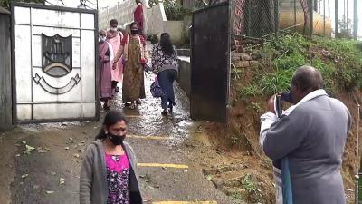 பொது தேர்தலுக்கான வாக்களிப்பு – நுவரெலியா மாவட்டம்