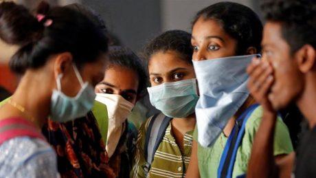 இந்தியாவில் கடந்த 24 மணி நேரத்தில் 96 ஆயிரம் பேருக்கு கொரோனா  தொற்று -1,200- பேர் உயிரிழப்பு