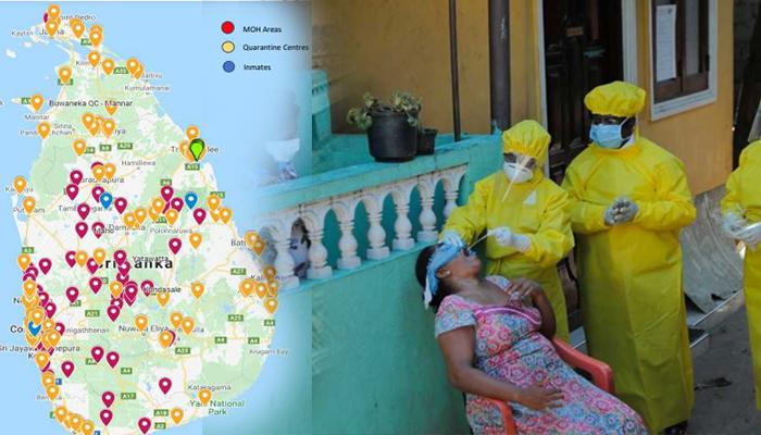 ஒரே நாளில் 866 தொற்றாளர்கள் : கொழும்பு மாவட்டத்தில் 398 பேருக்கு தொற்று – (விபரங்கள் உள்ளே)