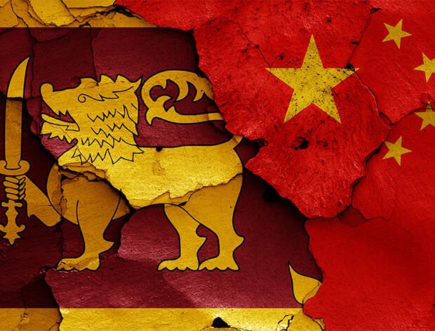 Flags-Sri-Lanka-China-Relationship-Cracked-Wall_News