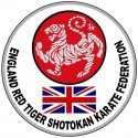 ENGLAND RED TIGER KARATE CLUB